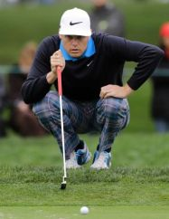 Nick Watney looks to have fixed the distance issues that plagued him in 2012