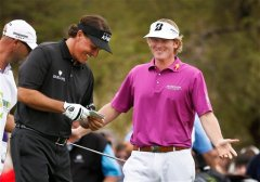 He gave it a great run, but ultimately Phil Mickelson's lead was just too much for Brandt Snedeker to overcome
