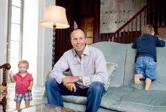 When he's not lighting up WGC events, Matt Kuchar likes to volunteer to babysit underprivileged children