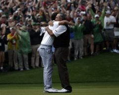 Angel Cabrera's only two wins on U.S. soil have been Major Championships
