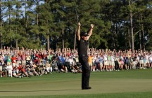 Phil Mickelson has an excellent chance to win his fourth Masters title this week at Augusta National