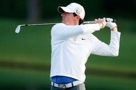 Rory McIlroy is hoping for his first win since signing with Nike in the off-season