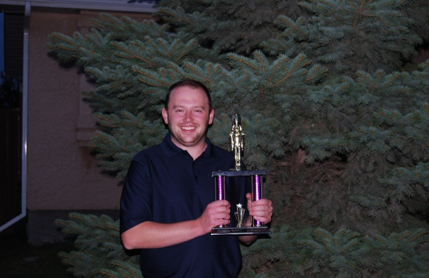 With four wins and 3330 points, Brent Harder is your 2013 Spreadsheet Fantasy Champion!