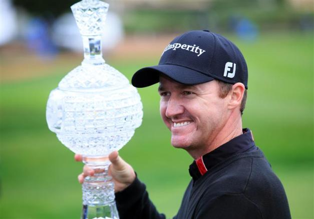 Jimmy Walker's final round 74 was good enough to give him his second win in five weeks, at the AT&T Pebble Beach National Pro-Am