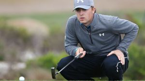 Jordan Spieth showed some of the potential that Beast expected when he took him in the first round