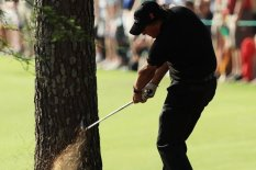 Phil Mickelson's miraculous shot from the pine straw was the most memorable moment of the 2010 Masters