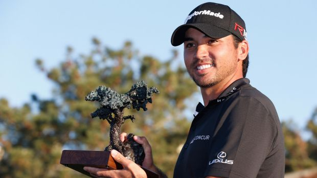 Jason Day outlasted Scott Stallings, Harris English and J.B. Holmes in a four man playoff to capture the Farmers Insurance Open