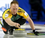 Brad Jacobs didn't win the Brier, but his look-a-like Jarret did manage to win the Valero Texas Open